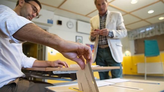 On vote en Suède et là aussi, l'extrême-droite est en embuscade...