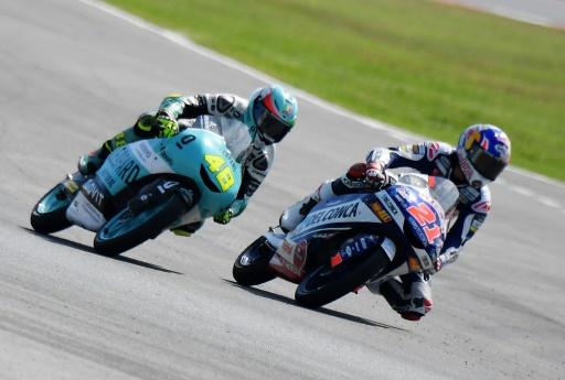 GP de Saint-Marin: premier succès en Moto3 pour Dalla Porta devant Martin, nouveau leader