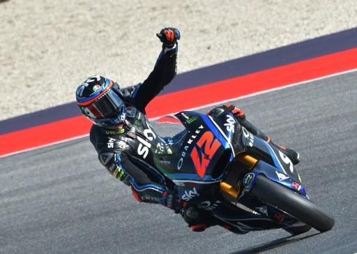 GP de Saint-Marin: Bagnaia, vainqueur en Moto2, accroît son avance sur Oliveira