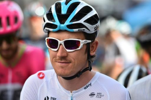 Cyclisme: Geraint Thomas prolonge de trois ans avec Sky