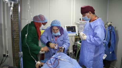 Irak: deux hôpitaux rouvrent dans le secteur de Mossoul ravagé par la guerre