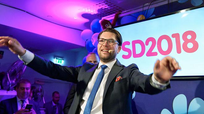 Élections en Suède: l'extrême-droite se considère comme