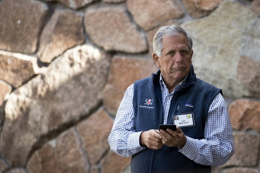 Le PDG de CBS évincé après de nouvelles accusations d'abus sexuels