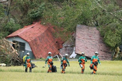 Japon: le séisme fait 44 morts