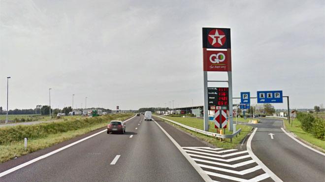 Un migrant qui traversait la E40 mortellement fauché à Middelkerke