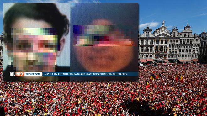 Appel à un attentat sur la Grand Place pour le retour des Diables: Yousra rejoint sa soeur Firdaous en prison