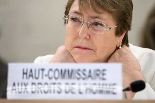 ONU: Bachelet épingle la Birmanie, la Chine et les pays occidentaux