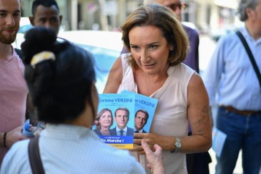 Bouches-du-Rhône: démission de Corinne Versini, la référente de La République en Marche