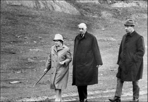 Décès du vice-amiral François Flohic, aide de camp de de Gaulle