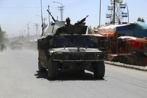 Afghanistan : près de 60 policiers et soldats tués dans le Nord