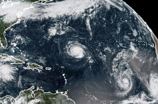 L'ouragan Isaac s'approche des Antilles: alerte jaune déclenchée