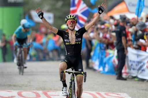 Tour d'Espagne: