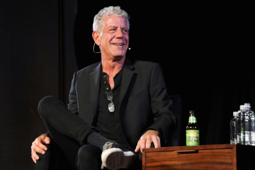 Anthony Bourdain remporte six Emmy à titre posthume
