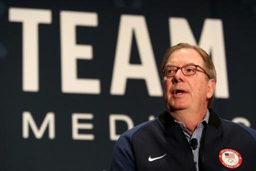 JO: le Comité olympique américain annonce le départ de son président à la fin de l'année