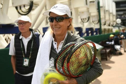 Navratilova: Serena Williams a en partie raison, même si elle a tort