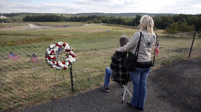 Commémoration du 11 septembre: Trump à Shanksville pour les HÉROS DU VOL 93