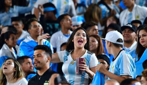 Matches amicaux: les pays latinos jouent à domicile aux Etats-Unis