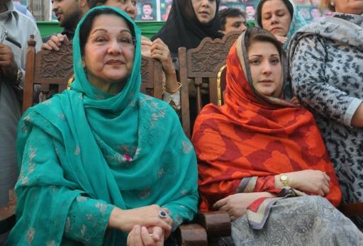Pakistan: mort de la femme de Nawaz Sharif, ex-Premier ministre en prison