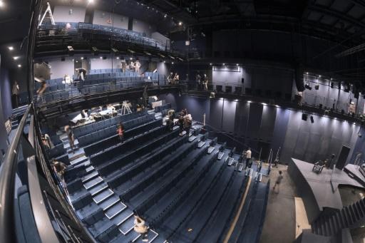 La Scala-Paris, nouvelle scène ultramoderne, lève le rideau mardi soir
