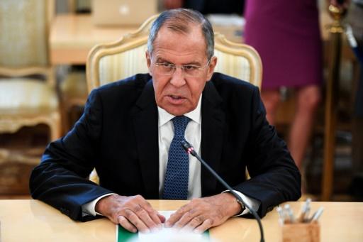 Lavrov dénonce la politique de Washington qui