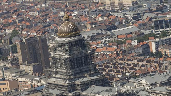 Près d'un tiers des sociétés à Bruxelles sont des entreprises