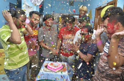 Inde: un marché LGBT prometteur après la dépénalisation de l'homosexualité