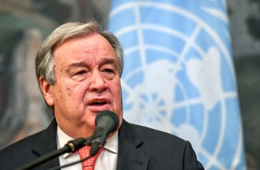 Syrie: bombardements à Idleb, l'ONU craint un