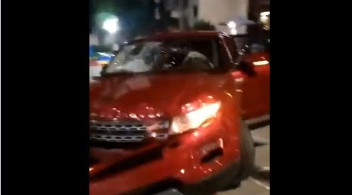 Une voiture fonce dans une foule en Chine: 9 morts, 46 blessés