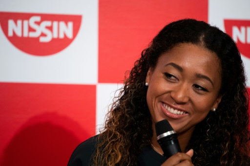Tennis: Naomi Osaka, accueillie en star au Japon, vise le top 5 mondial