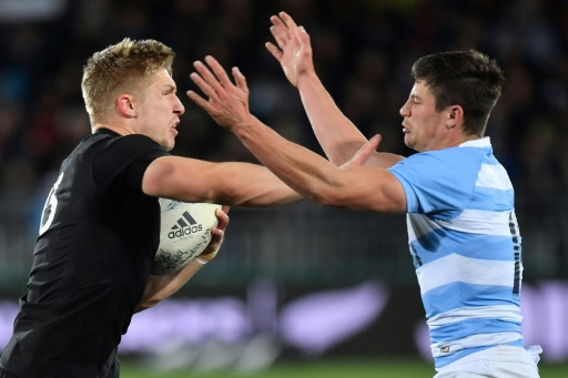 Rugby Championship: les All Blacks finalement sans Sonny Bill Williams contre l'Afrique du sud