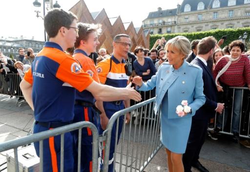 Brigitte Macron invitée dans une mini-série sur France 2