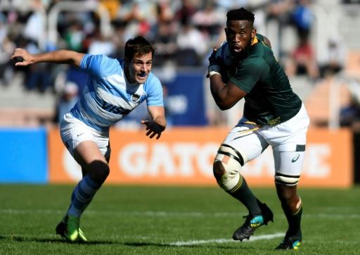 Rugby Championship: trois changements argentins pour défier l'Australie