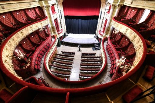 A Saint-Omer, le théâtre à l'italienne renaît après 45 ans de sommeil