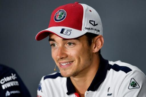 GP de Singapour: Charles Leclerc