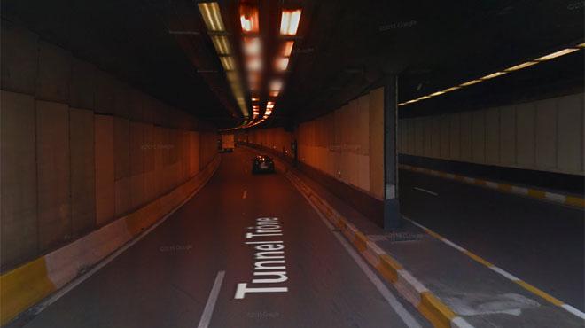 Le tunnel Trône a rouvert à Bruxelles: un camion trop grand a percuté un ventilateur