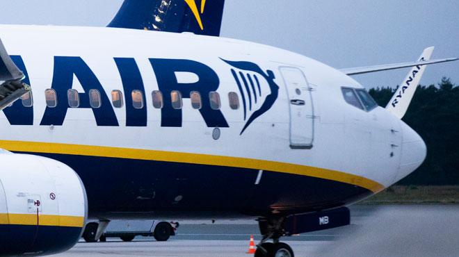 Grève chez Ryanair: Test-Achats appelle les passagers à se signaler