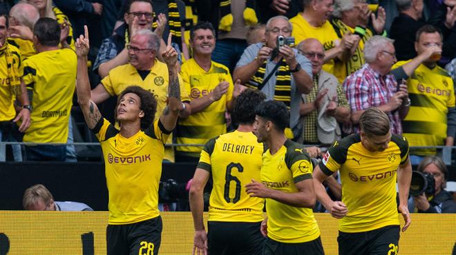 Axel Witsel se distingue déjà en Bundesliga (vidéo)