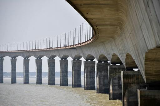Un câble d'un des viaducs du pont de l'île de Ré s'est rompu