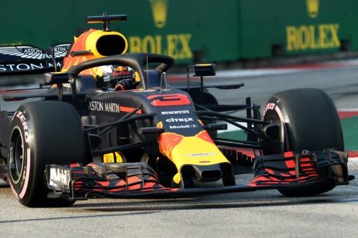 GP de Singapour: Ricciardo (Red Bull) en tête aux Essais libres 1