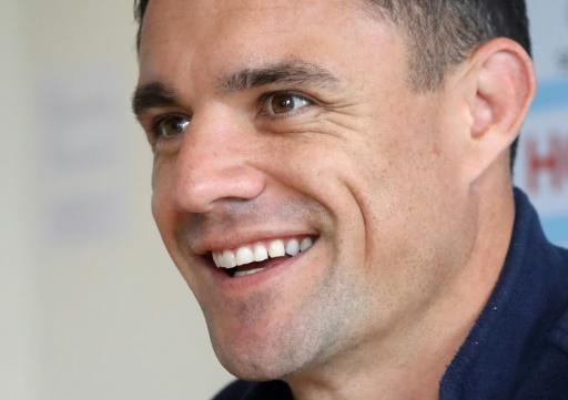 Rugby: Dan Carter brille pour ses débuts au Japon