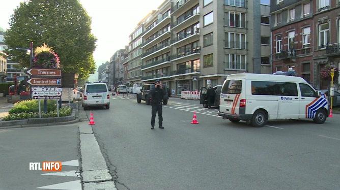 Policier abattu à Spa: mandat d'arrêt prolongé pour les deux suspects néerlandais