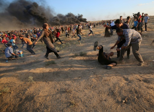 Gaza: deux Palestiniens, dont un enfant, tués par des tirs israéliens