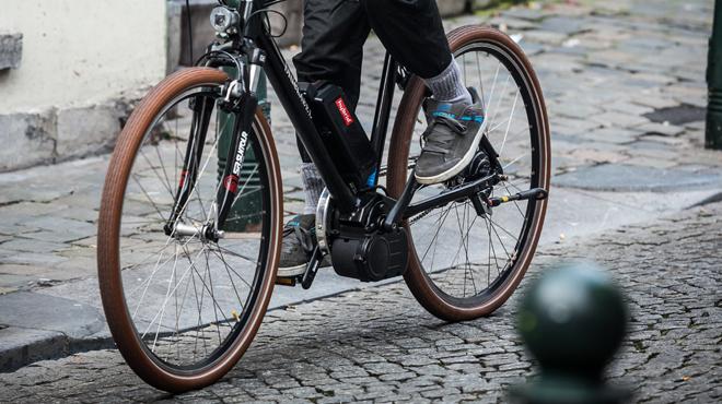 Voici pourquoi Touring utilisera des vélos électriques pour ses dépannages