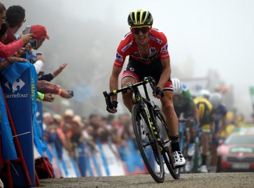 Tour d'Espagne: Simon Yates, héritier de la couronne britannique