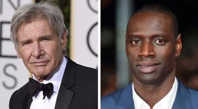 Omar Sy rencontre Harrison Ford: son ascension à Hollywood