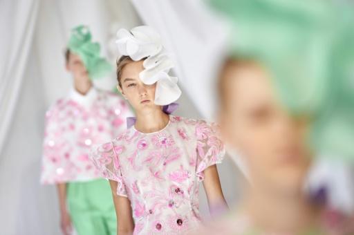 Fashion Week de Londres: Delpozo fraîcheur, Mouret séducteur