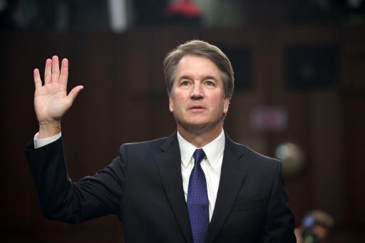 Cour suprême: le candidat de Trump aux prises avec une accusation d'agression sexuelle
