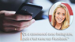 Emilie Dupuis à nouveau victime d'usurpation d'identité sur les réseaux sociaux- Je n'ai jamais offert de smartphone