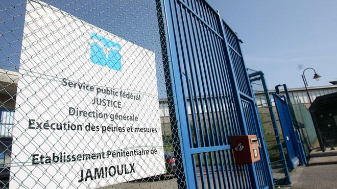 100 grammes d'héroïne trouvés sur une visiteuse de la prison de Jamioulx