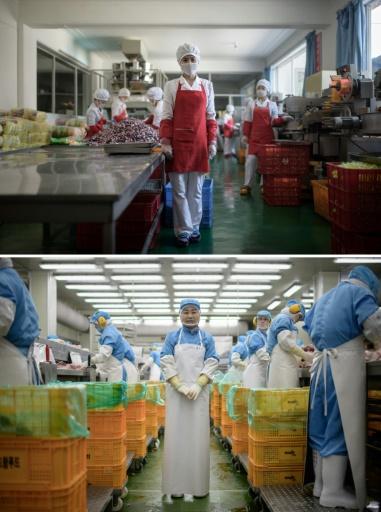 De part et d'autre de la DMZ, les vies parallèles des Sud et des Nord-Coréens